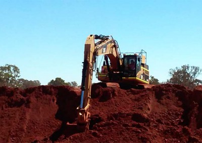 Excavator Western Victoria