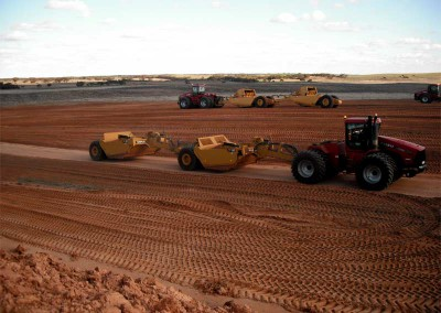 Western Victoria earthmoving