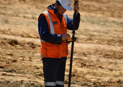 earthmoving and surveying